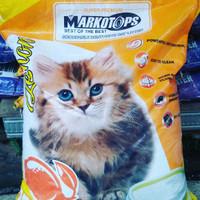 Pasir Kucing Markotops 25L Khusus Gojek