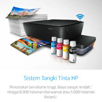 HP PRINTER Ink Tank 415 All in One Wifi