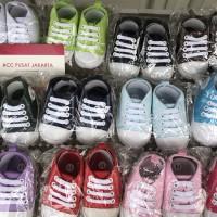 sepatu prewalker untuk bayi, anak laki dan perempuan