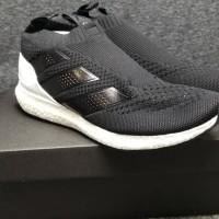 a2ff8088daebf Sepatu Adidas Ace 16+ Purecontrol Ultra Boost Black White