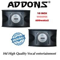 Harga sound speaker pasif addons 10 inch woofer 2 tweeter ori paling | Pembandingharga.com