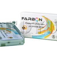 Tinta Printer Compatible Cartridge Inkjet Dye Epson D700 220mL