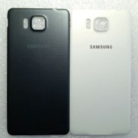 BackDoor SAMSUNG GALAXY ALPHA Back Cover Tutup Baterai Casing Belakang