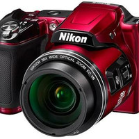 Nikon Coolpix L820 Prosumer (RED)