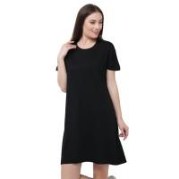 dnb - Mini Dress / XL Polos / Hitam