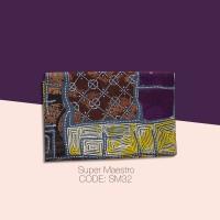 Kain Batik Tulis Solo Abstrak Super Maestro Kode SM32