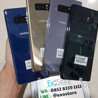 Samsung Galaxy Note 8 64GB Duos Global | Mulus - Fullset - Normal
