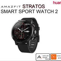 Jam Tangan Xiaomi Huami Amazfit Pace 2 STRATOS Smart Watch Inter Ver