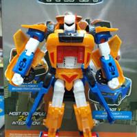 Harga tobot titan robot transform mobil tobot x tobot y tobot | antitipu.com