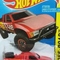 Harga hot wheels toyota off road truck diecast miniatur mobil pick | WIKIPRICE INDONESIA
