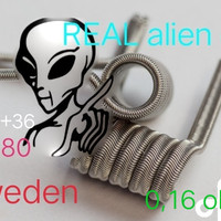 real alien fused clapton Authentic 28*3+36 full ni 80