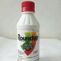 Harga roundup 486 sl 200 ml obat pembasmi rumput | antitipu.com