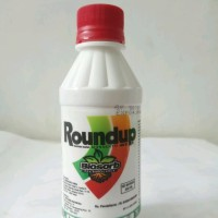 Roundup 486 SL 200 ml (Obat Pembasmi Rumput )