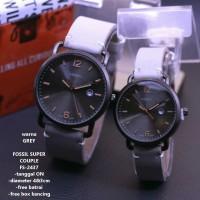 SW99 Jam Tangan Couple / Jam Tangan Pasangan SUPER FS-2437