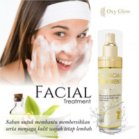 OXYGLOW FACIAL TREATMENT