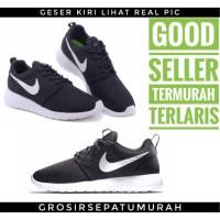 Jual Sepatu Nike Roshe Run Sneakers Men Murah