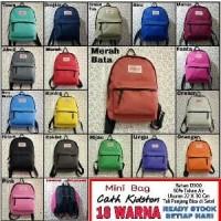 Tas Ransel Wanita Backpack Polos Mini Ungu Cath Kidston Limited