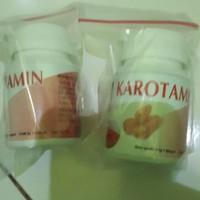 Obat Mata Alami Karotamin