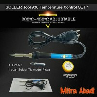 Solder Tool 936/Solder 60 Watt Temperature Control SET 1 ADJUSTABLE