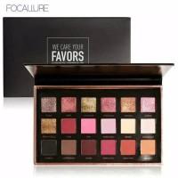 Focallure Eyeshadow 18 Colors, Best Seller!