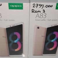 HP OPPO A83 RAM 3GB