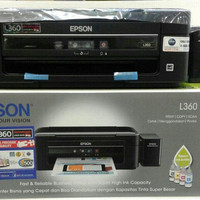 Printer Epson L360 untuk Print Copy Scan