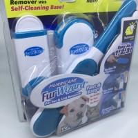 Fur wizard Pembersih Bulu Kucing dan Anjing / Pet Hair Remover