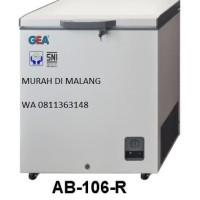 FREEZER BOX GEA AB-106R MURAH MALANG