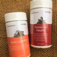 Herbilogy Femi - Comfort Capsule
