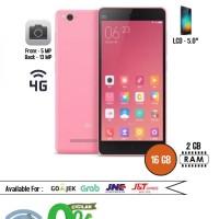 Xiaomi Mi4 C ram 2GB internal 16GB Pink Garansi 1Tahun By PLATINUM