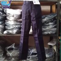 Celana Panjang Blue Black (Seragam Sekolah SMP) (Seragam Satpam)