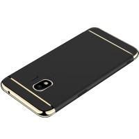 Samsung J2 PRO 3 in 1 chrome case