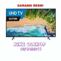 LED TV SAMSUNG 43 SMART TV FLAT UHD 43NU7100