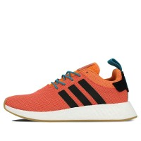 d54cd49f5 Sepatu sneakers adidas original NMD R2 Summer orange CQ3081