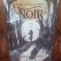 Novel Wattpad Tale of Black & White Noir 2