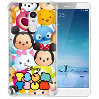 Casing Hp Tsum Tsum Disney Xiaomi Redmi Note 4 Custom Case