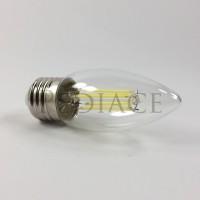 Lampu LED Filament Candle/ Lampu LED Lilin 4 Watt E27
