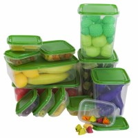 Jual IKEA R PRUTA Container Food Set of 17 BPA Free Lunch Box ASLI Orange Murah