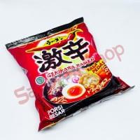 Gekikara Ramen Super Hot Porsi Jumbo -120 gram
