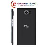 Harga customzone bb priv 3m skin garskin black matte back side | Pembandingharga.com
