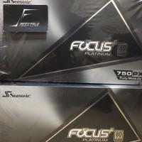 Seasonic Focus Plus PX-750 - 750W Full Modular - 80+ Platinum 10 Tahun