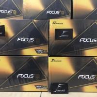 Seasonic Focus Plus FX-1000 1000W Full Modular - 80+ GOLD Garansi 10Th