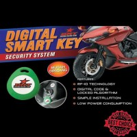 Alarm Motor Honda Beat POP Fi Injection i-Max Digital Smart Key