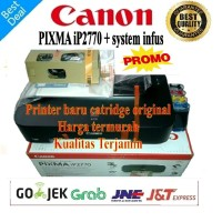 PRINTER INFUS CANON IP2770 NEW CP17 C_Print