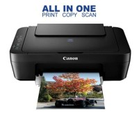 Canon Printer Multifungsi Ink Efficient PIXMA E410 Print - CP102 C_Pri