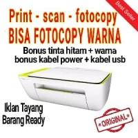 Printer Scanner Fotocopy Warna tanpa komputer HP 2135 Orig CP207 C_Pri