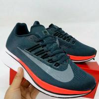 Sepatu Nike Zoom Fly Navy/Orange
