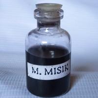 Parfum Minyak Mistik Misik Hitam - Istana Mustika
