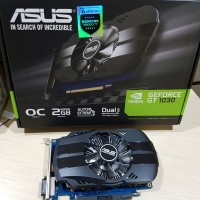 Ready vga Asus gtx 1030 2gb oc single fan CV159 C_Comp