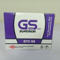 Aki Motor Yamaha Xeon RC GTZ5S GS Accu Kering